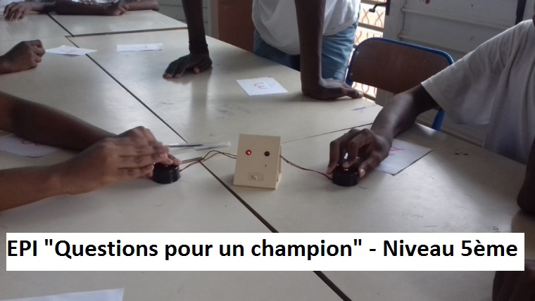EPI Questions pour un champion